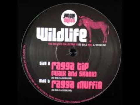 Deekline & Ed Solo - Ragga Tip Walk And Skank
