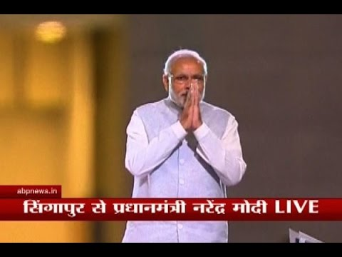 Unity in Diversity is our tradition, says PM Narendra Modi at Singapore