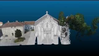 Eglise de Javarzay (79) Chef Boutonne