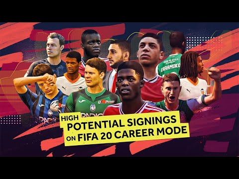 High-Potential FIFA 20 Career Mode Signings for All Budgets