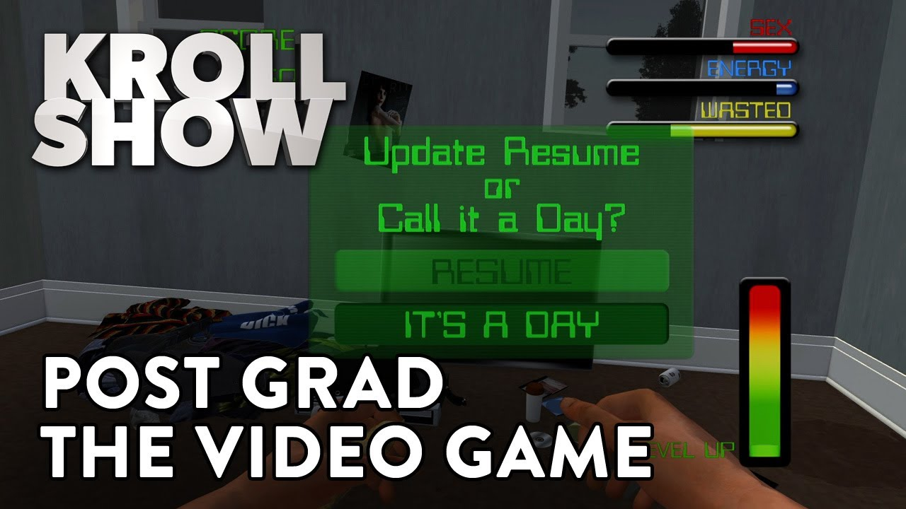 Download Kroll Show - Post Grad: The Video Game