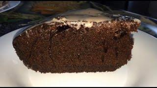 Пирог шоколадный в мультиварке за 10 минут+ выпечка ( мультикухни) !!!