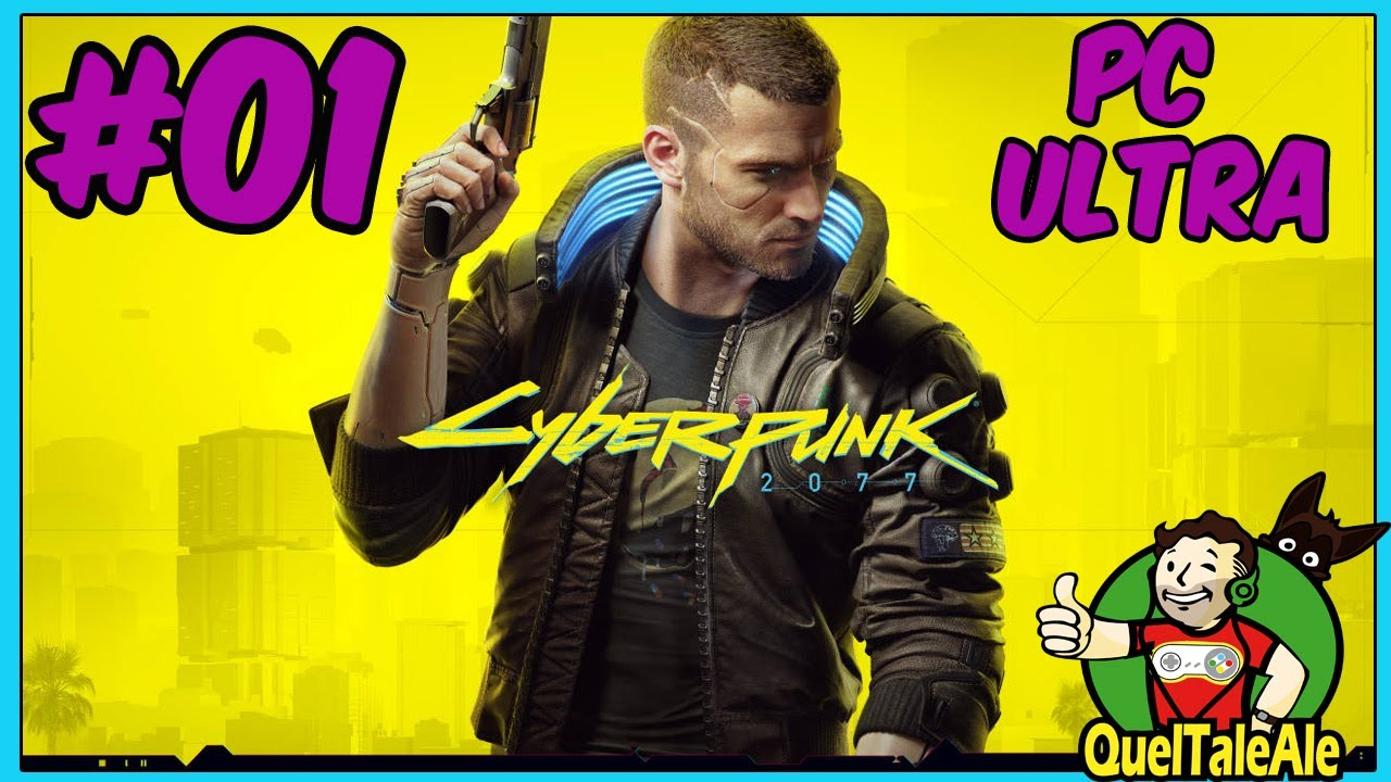 Cyberpunk 2077 - Gameplay ITA | SU PC A DETTAGLI MASSIMI | Walkthrough #01