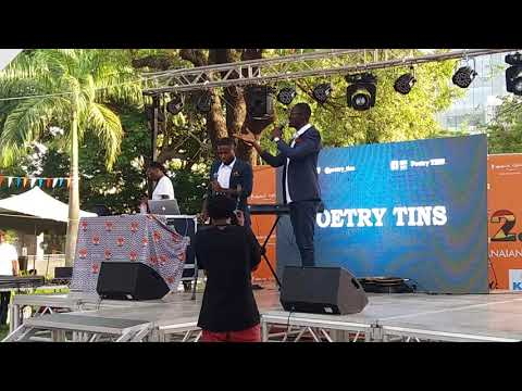 Ministry of Zongos   Spoken Word by Poetry TINS at the Netherlands Embassy