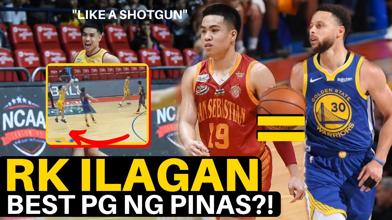 5'6 RK Ilagan is a LONG RANGE SNIPER!! | BEST SHOOTER in the Philippines?! | (Prod. ByScorez)