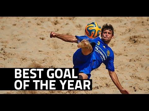 Beach Soccer Best Goal of the Year 2014