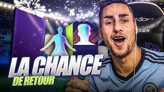 LA CHANCE EST DE RETOUR !!! FIFA 18 PATH TO GLORY PACK OPENING