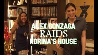 Alex Gonzaga raids Korina's House Part 1