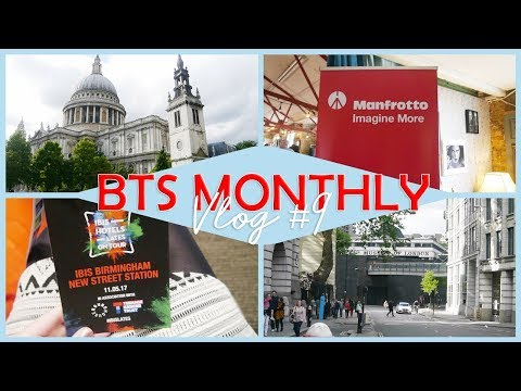 HIGHLIGHTS OF MAY: Ibis Lates & Manfrotto Vlogging Masterclass! | Behind The Scent