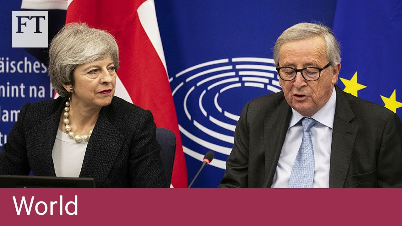 Theresa May gets Brexit assurances from the EU