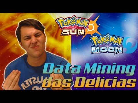 Pokémon Sun & Pokémon Moon NEWS - Data Mining da Demo!