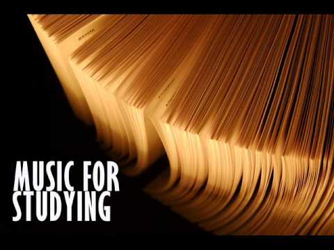 Music for studying: 2 hours non-stop music to concentrate, work and study
