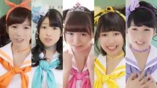 2015年3月14日発売 Sweet☆Pastel待望のニューシングル 「パステル☆フュ...