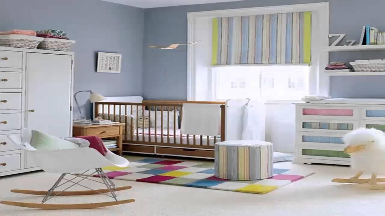 De mooiste kamers voor baby youtube - Kleedkamer voor mansard kamer ...