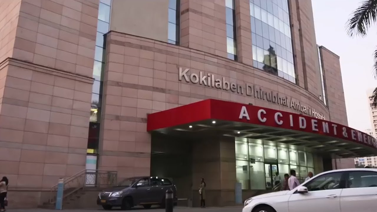 Smartest Hospital Building-Kokilaben Dhirubhai Ambani Hospital, Mumbai |  Honeywell
