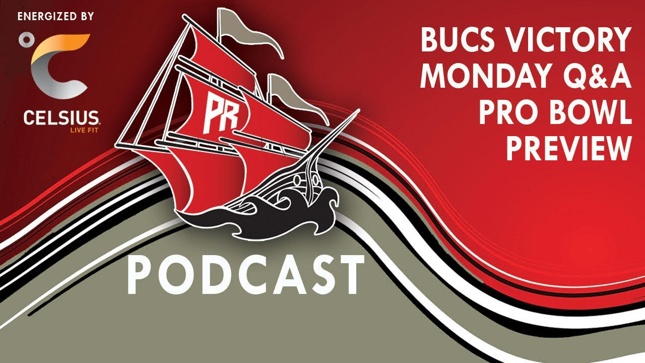 Bucs-Eagles Inactives | Ryan Jensen Cleared to Play