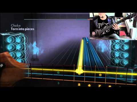 Rocksmith | Slipknot - Vermilion Part 2 [Bass Guitar]