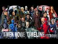 X-men Movies Timeline Full Hindi Explanation Without Confusion | Sauvik Studios |