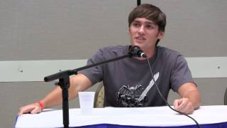 Power Rangers: Samurai Q&A Panel - RangerStop 2013 - Alex Heartman, Najee De-Tiege, & Steven Skyler