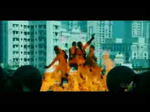 mahesh babu in Aaradugula Bullet (atharintiki daredhi )titile song Travel Video