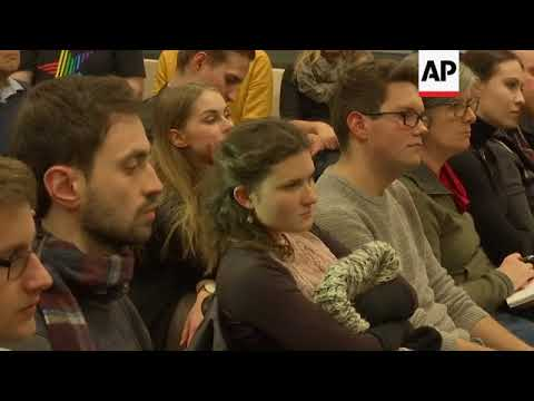 28-year-old student tries to derail Germany's next government