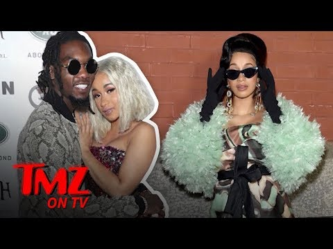 Cardi B's Pregnancy Could Cost Her Lots of Money | TMZ TV