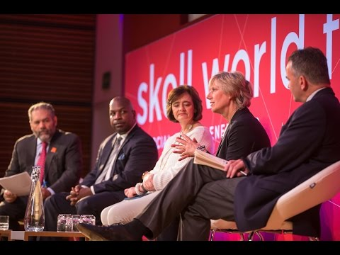 Business as a Catalyst for Poverty Alleviation #SkollWF 2017