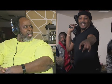 Dad Reacts to FBG Duck - Slide (Official Video)