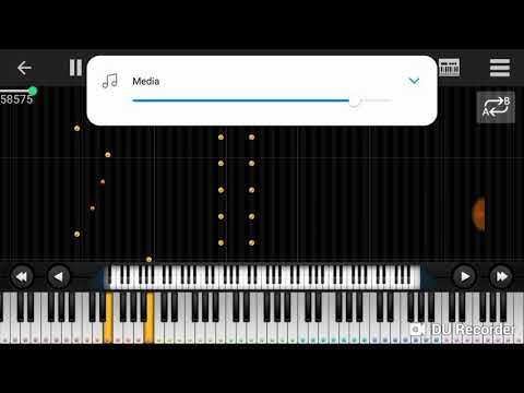 Yakko's World On Piano ! ( Lyrics On Description )