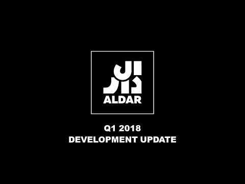 ALDAR PROPERTIES Q1 2018 DEVELOPMENT UPDATE
