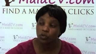 MaidCV.com - Interview of Sehra - Kenyan Maid