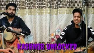 Gambar cover khudara Mai wantam Khata kya mai Yaaro by WASIL baba Kashmiri song