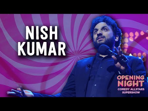 Nish Kumar - 2016 Opening Night Comedy Allstars Supershow