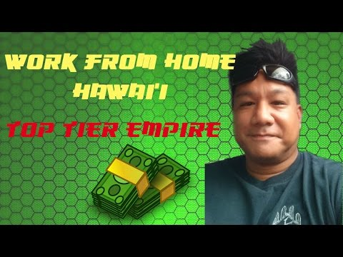 Work From Home Hawaii