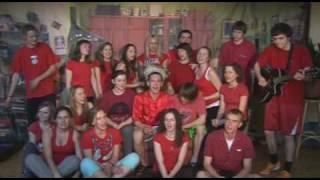 ZZ Čempionāta himna - Olaines 1. vidusskolas 10.b klase