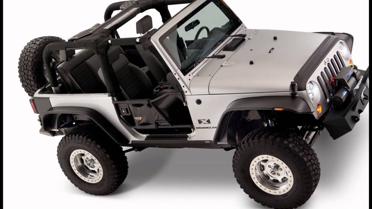 Jeep Wrangler vs Unlimited