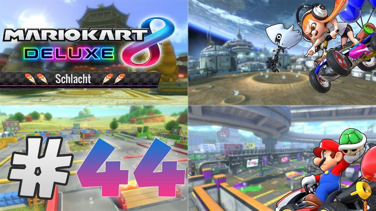 Mario Kart 8 Deluxe Part 44 Lets Play Jagd Auf Die Münzen