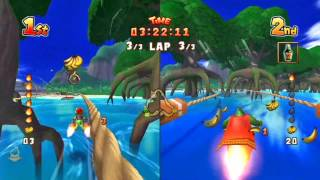 Looking Back On Wii - Donkey Kong Barrel Blast