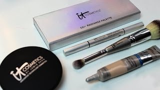 Review & Demo: it Cosmetics It