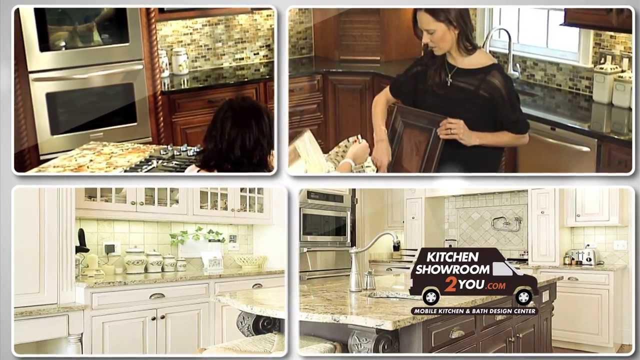 Nashville Mobile Kitchen Remodeling Showroom I Kitchen Showroom 2 ...