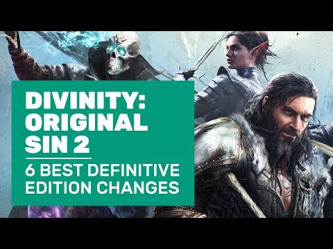 Squirrel Apocalypse And 5 More Changes In Divinity: Original Sin 2 Definitive Edition