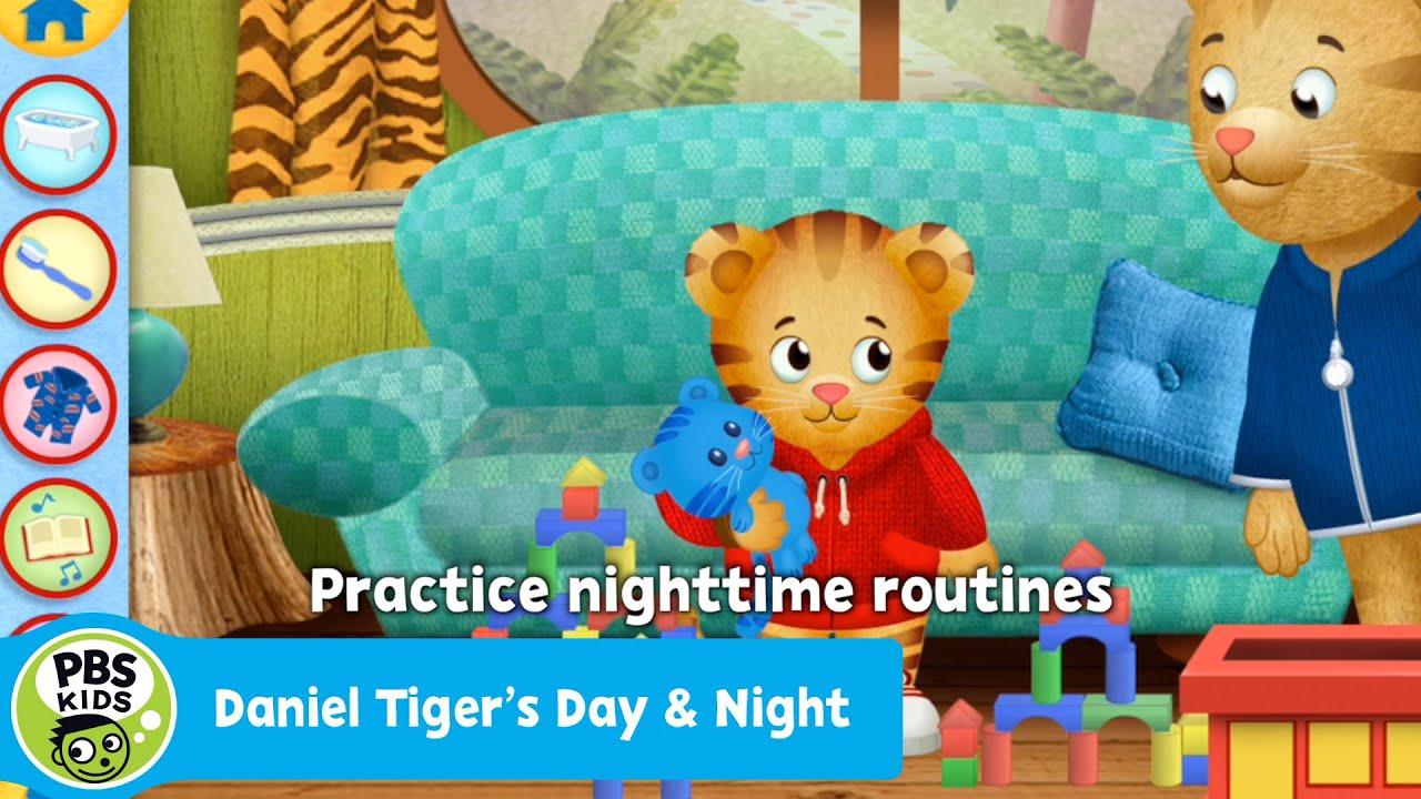 Daniel Tiger S Neighborhood Not On Pbs Kids App