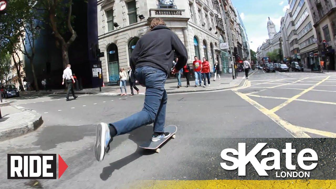 skateboards in london
