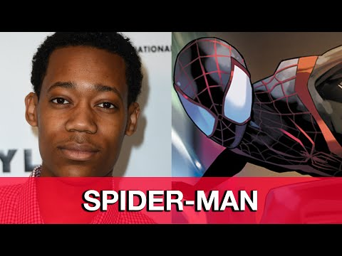 Marvel's Spider-Man, Miles Morales & Black Superheroes Interview - Tyler James Williams
