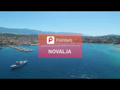 Novalja — Croatia | DRONE FOOTAGE | Pointers Travel