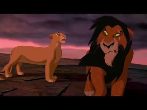 The Lion King || Simba Confronts Scar || HD