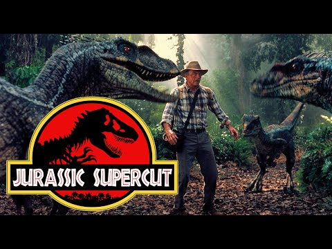 Life Finds a Way - The Jurassic Park franchise supercut