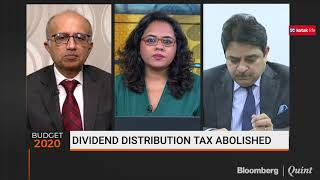 Experts Weigh On Discontinuation Of Dividend Distribution Tax: Budget 2020