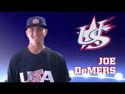 Meet the USA Baseball 18U National Team