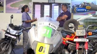 பைக் மெக்கானிக் அமீன் உடன் ஒரு சந்திப்பு | Agaram To Sigaram | Cauvery News